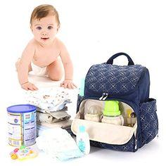 Vkool Best Selling Blue Diaper Bag Vkool, Cool Your Life! Best Backpack Diaper Bag, Baby Nappy Bags, Bags 2017, Pocket Organizer, Cool Backpacks, Casual Bags, Baby Care, Baby Strollers, Shoulder Bag