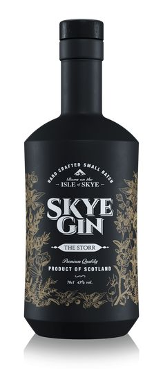 Our first gin is inspired by the natural beauty which surrounds us on Skye and our 25 years of experience brewing award-winning ales. After three years planning and research our gin felt right: the combination of flavours from our romantic and aro Bonnie Prince Charlie, Scottish Gin, Copper Still, Legal Drinking Age, How To Relieve Headaches, Dry Gin, Handmade Copper, Brewing Company, Whiskey Bottle