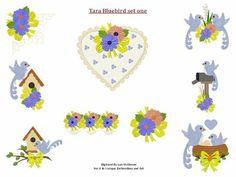 TARA BLUEBIRD SET ONE