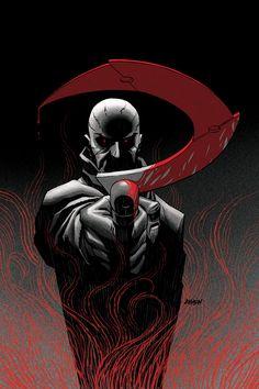 Shadowman - Dave Johnson