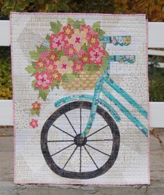 Blossoms and Spokes by Abbey Lane Quilts 661708618500 - Quilt in a Day Patterns
