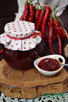 Dulceata de Ardei Iute.Cum se prepara dulceata de ardei iute.Dulceata din ardei…
