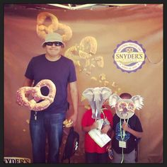 Koalas and elephants like pretzels, too :) Fun day hanging at the #SanDiego zoo for #NationalPretzelDay April 26, 2013.