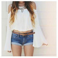 Trend: blusa cigana