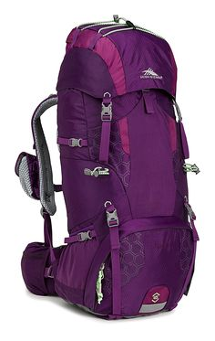 High Sierra Hawk 45 Female Frame Pack >>> Remarkable outdoor item available now. : Backpacking backpack