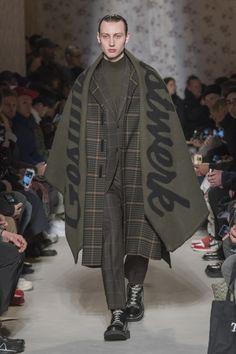 22b7d6fbabf4 Oamc Fall 2018 Men s Fashion Show