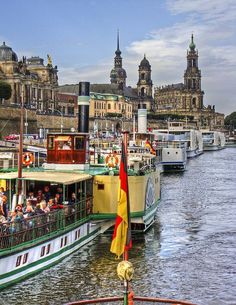 Dresden, Germany. We may have missed something going in Winter.