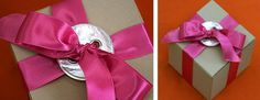 Willow Bee Inspired: Gift Giving No. 5 - Gift Wrapping Inspiration