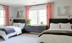 Behind the Design: A Bright and Cheery Girls' Bedroom - Journal