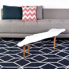 Manhattan Coffee Table, $349, now featured on Fab.