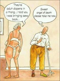 I love my geriatrics