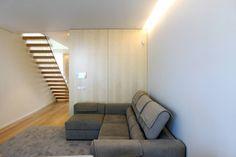 HOUSE NM : Salas de estar minimalistas por PFS-arquitectura