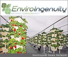 EnviroIngenuity partners with Garden Supply Inc to promote hydroponic vertical farming systems throughout Western U.S. - California Newswire