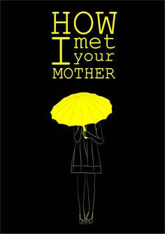 """Minimalista.: """" How I Met your Mother """""""