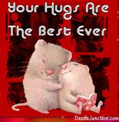 Jouw knuffels zijn de beste ooit!!!