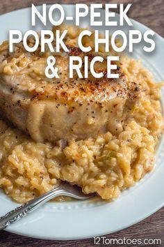 Pork Tenderloin Recipes, Pork Chop Recipes, Meat Recipes, Cooking Recipes, Baby Food Recipes, Easy Dinner Recipes, Kid Recipes, Dinner Dishes, Recipes
