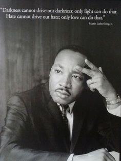 In honor of MLK Jr