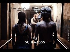 """Schlaasss """"SALOPE"""" Session Live # 3 / Shoot it. - YouTube"""