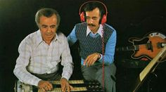Paul Mauriat and Marcel Bianchi