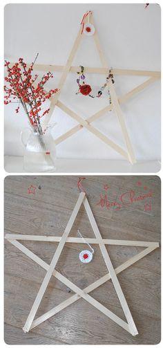 DIY - Stoere Kerstster - Moodkids   Moodkids