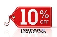 You Multi-Task At Work, Your Software Should, Too - 10% your Kofax Express purchase. ONLY in March   Contact us on :  info@paperlessperformance.co.za 010 590 8972