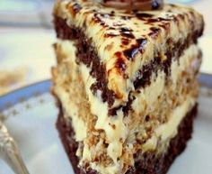 Dessert Cake Recipes, Sweets Recipes, Cheesecake Recipes, Real Food Recipes, Baking Recipes, Cookie Recipes, English Sweets, Craving Sweets, Delicious Desserts