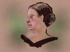 Kristy Edwards IPAD painting