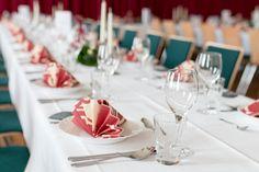 Hochzeitstafel in der Altmark