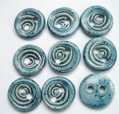 Bottoni in ceramica