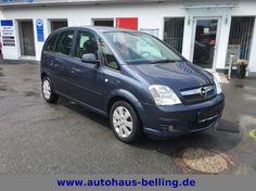 Opel Meriva Edition 1.6 + Sitzhz + Klima + 2.Hand