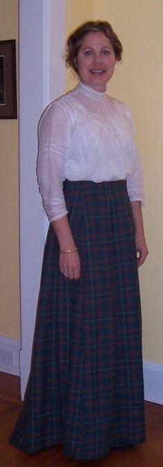 "1909 ""Beatrix"" Skirt Pattern | Sense & Sensibility Patterns"