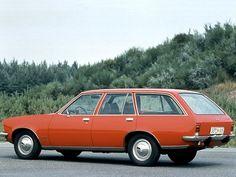Opel Rekord Caravan (1972 – 1977).