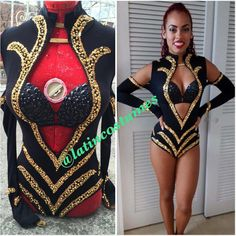 Toronto Latin Costumes @latincostumes - Simply badass thanks to queen b ... • Yooying