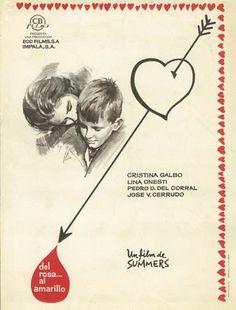 Del rosa al amarillo (1963) de Manuel Summers - tt0056981