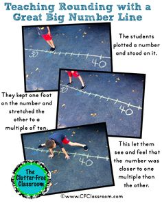 Clutter-Free Classroom: More Rounding Ideas & Activities {Common Core 3.NBT.1 and 4.NBT.3}