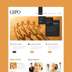 SEO Website  Drupal Theme