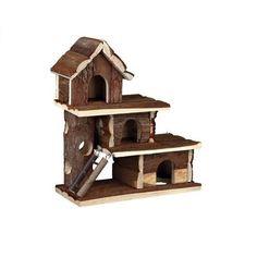Trixie Natural Living Maison Tammo 25 × 30 × 12 cm: Amazon.fr: Animalerie