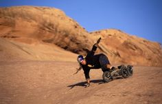 Mountain Boarding. Mountainboarding is a offspring of snowboarding.  This extreme outdoor sport has been enjoyed in South Africa for quite a while already.  Mountain Boarding offers you the ability to ride a variety of terrains from gravel tracks, MTB trails to grassy slopes.