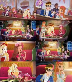 Ever after high new episode sneak peake
