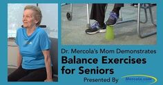 Falls are the most common cause of injuries among seniors, so improving their balance and coordination with exercises can help reduce their risk of falling. http://fitness.mercola.com/sites/fitness/archive/2015/09/11/seniors-basic-exercise-guide.aspx