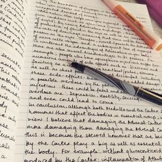 biology calligraphy fangirlingovermerthur:I have now completed my Biology essay Perfect Handwriting, Improve Your Handwriting, Beautiful Handwriting, Handwriting Examples, Handwriting Fonts, Penmanship, Handwriting Activities, Journaling, Writing Pictures