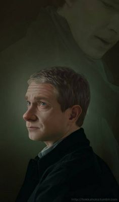 Sherlock - fan art