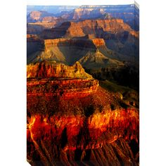 Gallery Direct The Grand Canyon Oversized Gallery Wrapped Canvas by Gallery…
