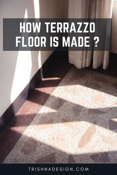In Mumbai 20 years back builders used to give the residential flat terrazzo flooring but now it is replaced with ceramic tiles because of the high cost. But then too if not refurbished you will see the terrazzo flooring in your friend's house or older buildings. #trishnadesign #interiors #interiorstyling #designer #styles #decoration #styling #interiorstyle #trishna #interiordesign #terrazzo #terrazzoflooring Interior Styling, Interior Design, Terrazzo Flooring, False Ceiling Design, Types Of Flooring, Space Saving Furniture, Old Building, Tiles, How To Memorize Things