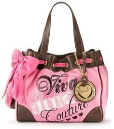Hi Ocean Dreamers!     It's time for Wishful Wednesday!     Drum roll please...       I wish I could afford any Juicy Couture handbag...