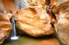 Hoping to go canyoneering? Check out these tips first!