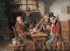 KERN Hermann (Armin) - Eine schwierige kartenpartie