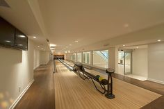 outrageous homes | 16M Spec House Naturally Comes With Bowling Alley