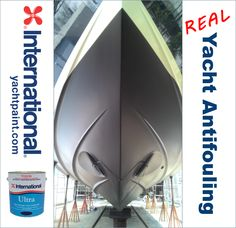 Insist by REAL yacht owner...  #InternationalYP #Ultra  #Antifouling #EastMarine