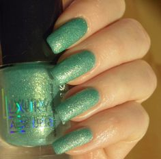 Green, Glaze & Glasses: Catrice Luxury Lacquers LE - Sand' Sation C03 Sandhopper